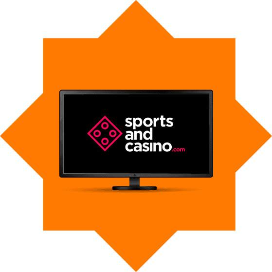 SportsandCasino - casino review