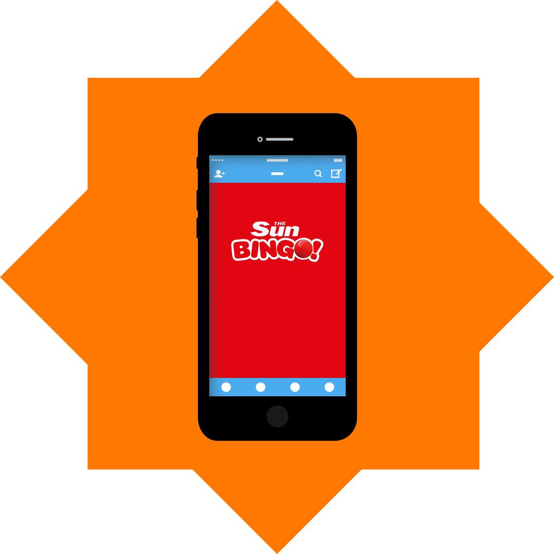 Sun Bingo Mobile