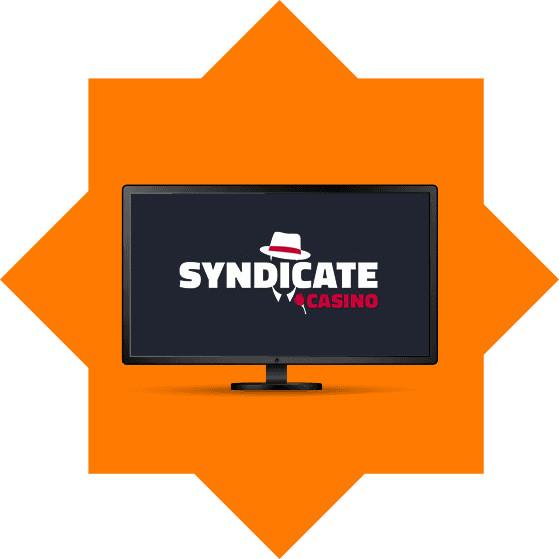 Syndicate Casino - casino review