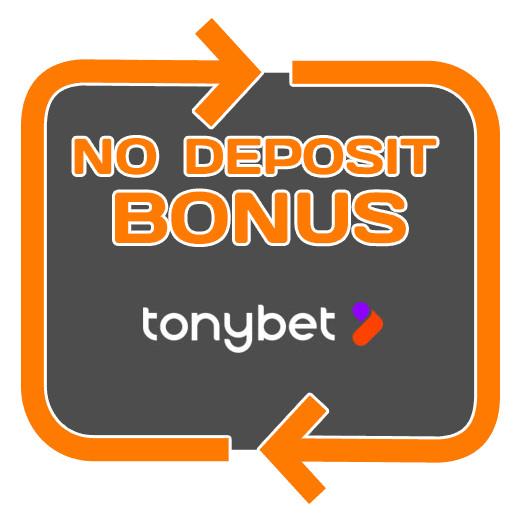 Tony Bet Casino - no deposit bonus 365