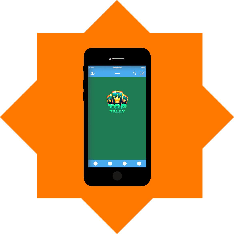 TopTally Casino - Mobile friendly