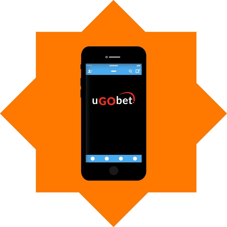Ugobet Casino - Mobile friendly
