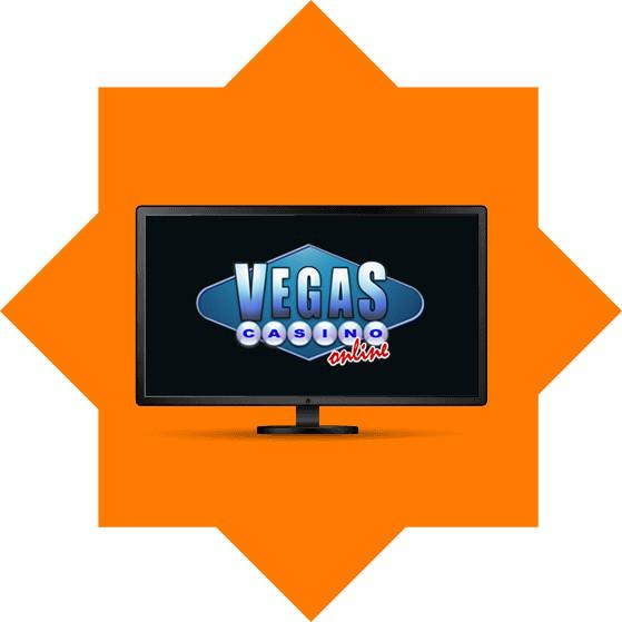 Vegas Casino Online - casino review