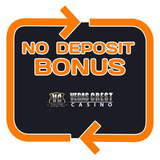 Vegas Crest Casino - no deposit bonus 365