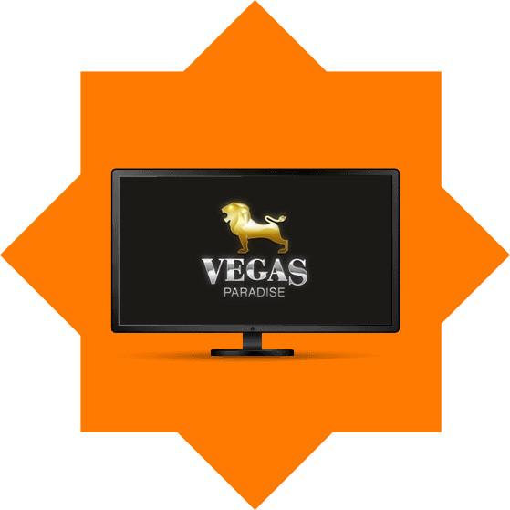 Latest no deposit free spin bonus from Vegas Paradise Casino