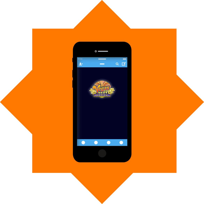 Vegas Slot Casino - Mobile friendly