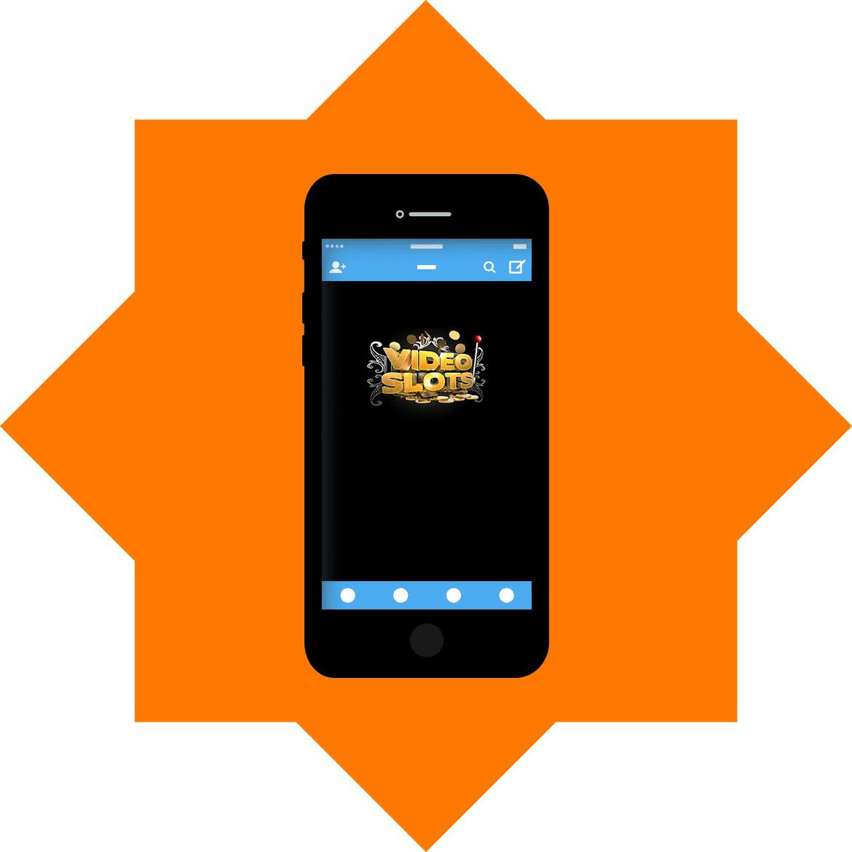Videoslots Casino - Mobile friendly