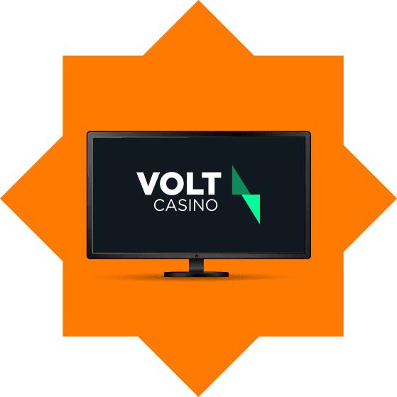 Volt Casino - casino review