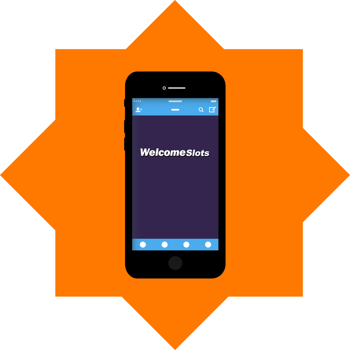 WelcomeSlots - Mobile friendly