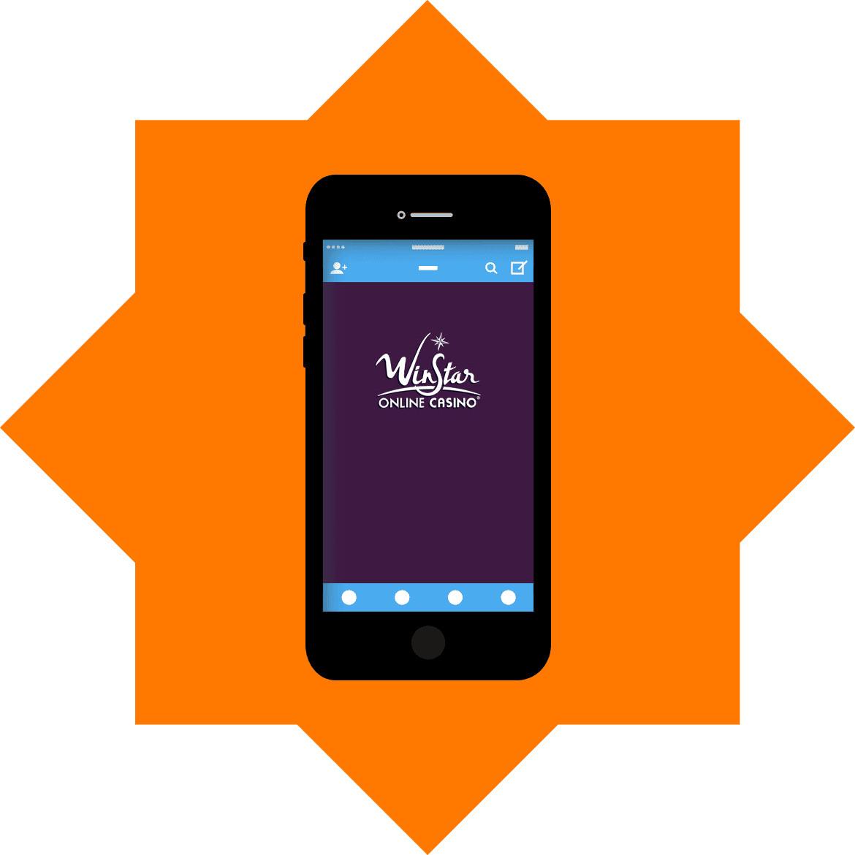 WinStar Casino - Mobile friendly