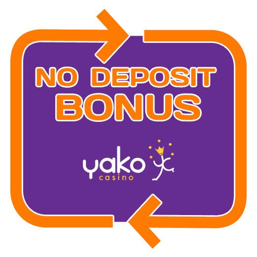Yako Casino - no deposit bonus 365