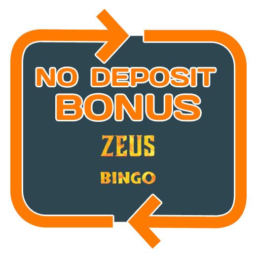Zeus Bingo - no deposit bonus 365
