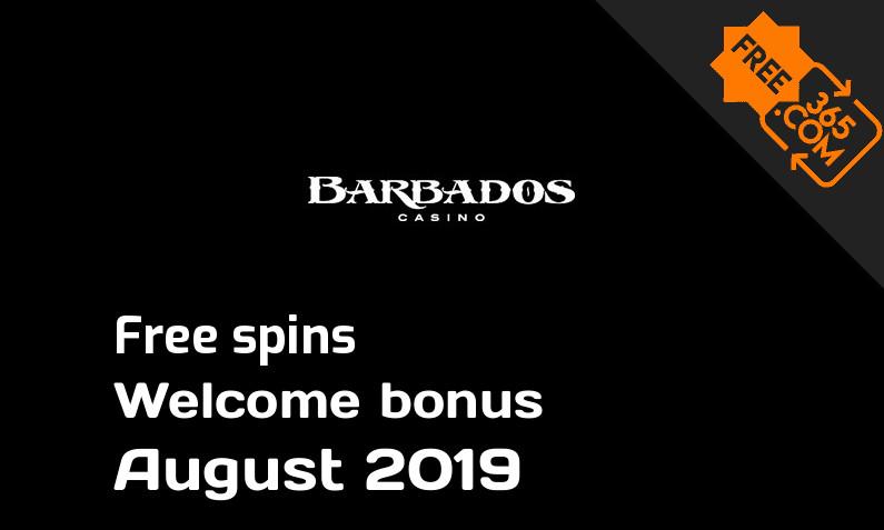 Barbados Casino extra bonus spins, 100 free spins