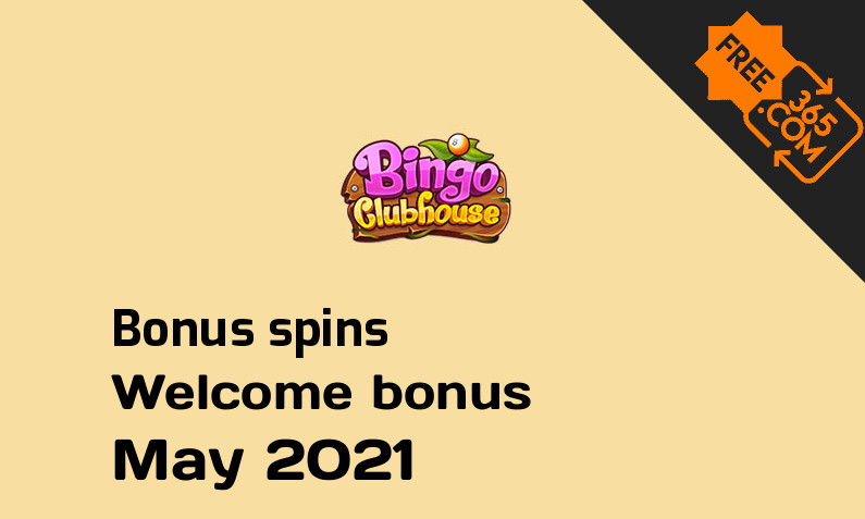 Bonus spins from Bingo Clubhouse Casino, 500 extra spins