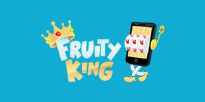 Free Spin Bonus from Fruity King Casino