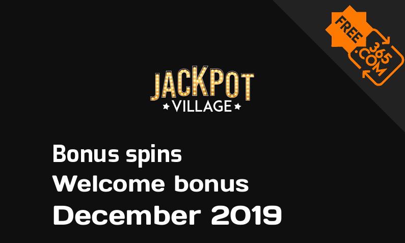 Jackpot Village Casino bonus spins, 50 extra spins