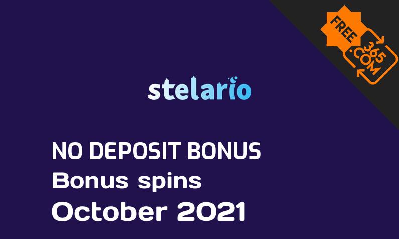 Latest Stelario bonus spins no deposit, 10 no deposit bonus spins