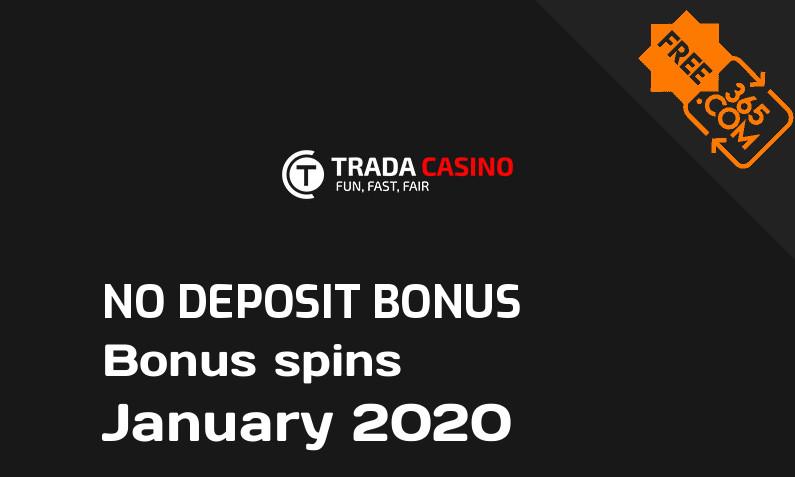 Latest Trada Casino extra spin with no deposit requirement, 10 no deposit bonus spins