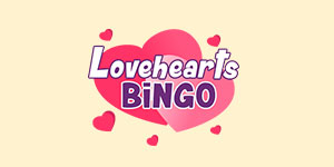 Freespin365 presents UK Bonus Spin from Love Hearts Bingo