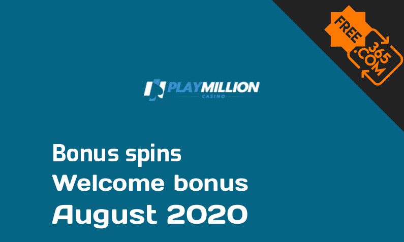 Play Million Casino extra bonus spins, 50 spins