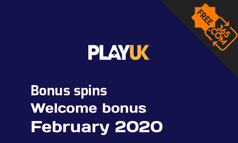 Play UK Casino bonusspins, 25 extra spins