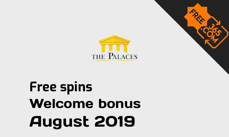 The Palaces Casino free spin bonus, 50 spins